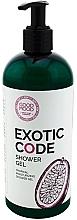 Düfte, Parfümerie und Kosmetik Feuchtigkeitsspendendes Duschgel für trockene bis normale Haut - Good Mood Exotic Code Shower Gel