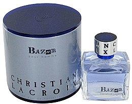 Düfte, Parfümerie und Kosmetik Christian Lacroix Bazar Pour Homme - Duftset (Eau de Toilette 100ml + Shampoo 200ml)