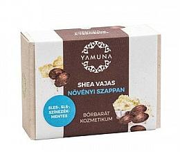 Düfte, Parfümerie und Kosmetik Seife mit Sheabutter - Yamuna Shea Butter Vegetable Soap