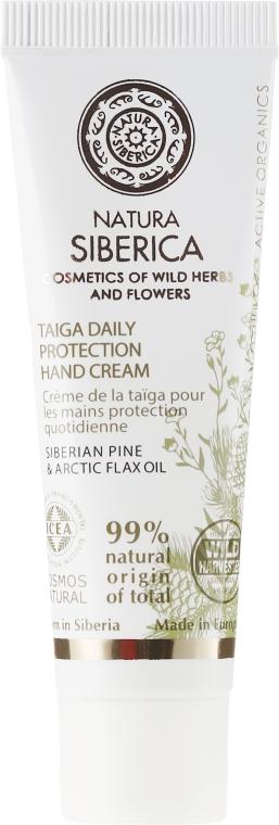 Schützende Taiga-Handcreme für jeden Tag - Natura Siberica Cosmos Natural Taiga Daily Protestive Hand Cream — Bild N1