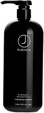 Düfte, Parfümerie und Kosmetik Feuchtigkeitsspendendes Shampoo für geschädigtes Haar - J Beverly Hills Platinum Hydrate Shampoo