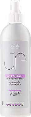 Langhaltendes Haarstyling Gel-Spray mit Provitamin B5 - Joanna Professional Styling Gel Spray Extra Strong — Bild N1