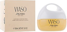 Düfte, Parfümerie und Kosmetik Feuchtigkeitsspendende Gesichtscreme - Shiseido Waso Clear Mega-Hydrating Cream