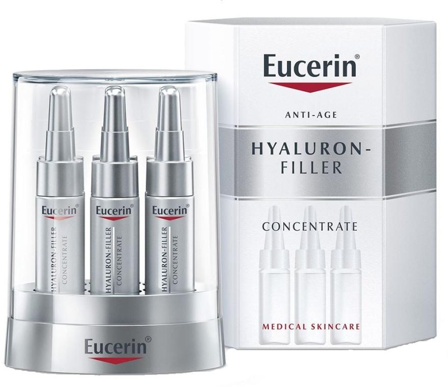 Hyaluron-Filler Ampullen - Eucerin Hyaluron-Filler Concentrate Gegen Falten — Bild N1