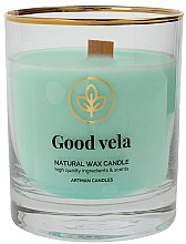 Düfte, Parfümerie und Kosmetik Duftkerze Good Vela - Artman Organic Candle Good Vela Arrivals Collection