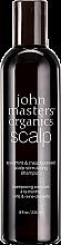 Düfte, Parfümerie und Kosmetik Stimulierendes Shampoo für Haar und Kopfhaut mit Bio-Minze und Mädesüß - John Masters Organics Spearmint & Meadowsweet Scalp Stimulating Shampoo (Mini)