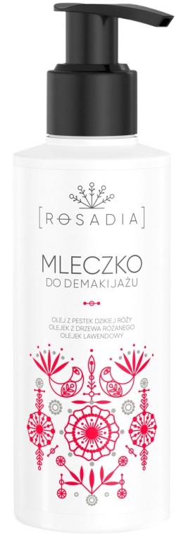 Make-up Entferner Milch - Rosadia — Bild N1
