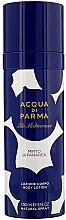 Düfte, Parfümerie und Kosmetik Acqua di Parma Blu Mediterraneo Mirto di Panarea - Körperlotion-Spray