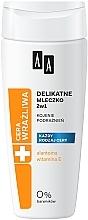 Düfte, Parfümerie und Kosmetik 2in1 Reinigungsmilch mit Vitamin E für empfindliche Haut - AA Technolgia Wieku Cera Wrażliwa Delicate Milk 2 in 1