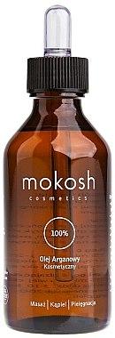 Arganöl - Mokosh Cosmetics Oil — Bild N1