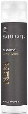 Shampoo für Männer - Naturativ Men Shampoo Strenght and Shine — Bild N1