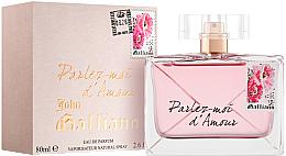 Düfte, Parfümerie und Kosmetik John Galliano Parlez-Moi d`Amour - Eau de Parfum