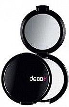 Düfte, Parfümerie und Kosmetik Doppelseitiger Kompaktspiegel - Debby Pocket Mirror
