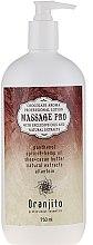Düfte, Parfümerie und Kosmetik Massage Milch Schokolade - Oranjito Massage Pro Chocolate Massage Body Milk