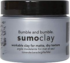 Düfte, Parfümerie und Kosmetik Modellierende Tonerde für das Haar - Bumble And Bumble SumoClay