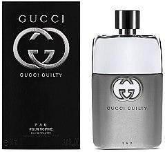 Düfte, Parfümerie und Kosmetik Gucci Guilty Eau Pour Homme - Eau de Toilette