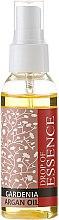 Düfte, Parfümerie und Kosmetik Arganöl mit Gardenienduft für Körper, Gesicht und Haar - Drop of Essence Argan Oil Gardenia