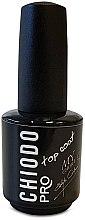 Düfte, Parfümerie und Kosmetik Hybrid-Nagelüberlack - Chiodo Pro Top Coat