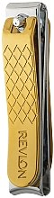 Düfte, Parfümerie und Kosmetik Nagelzange - Revlon Gold Series Dual-Ended Nail Clip