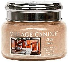 Duftkerze Chalet Latte - Village Candle Chalet Latte Glass Jar — Bild N2