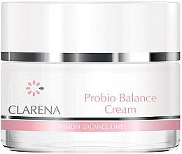 Düfte, Parfümerie und Kosmetik Leichte Gesichtscreme mit Probiotika - Clarena Immun Balance Line Probio Balance Cream