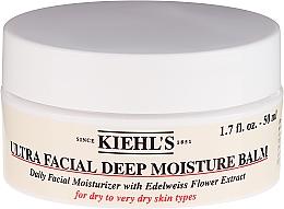 Düfte, Parfümerie und Kosmetik Feuchtigkeitsspendender Gesichtsbalsam mit Edelweiß-Extrakt - Kiehl`s Ultra Facial Deep Moisture Balm