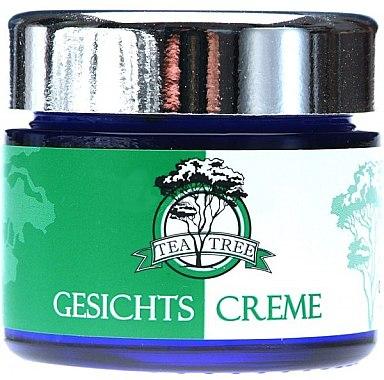 Feuchtigkeitsspendende Tages- und Nachtcreme mit ätherischen Ölen - Styx Naturcosmetic Tee Tree Creme — Bild N1