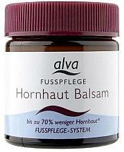 Düfte, Parfümerie und Kosmetik Hornhautbalsam Fußpflege - Alva Anti Callus Balm