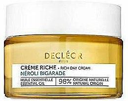 Düfte, Parfümerie und Kosmetik Reichhaltige pflegende und feuchtigkeitsspendende Gesichtscreme - Decleor Hydra Floral Cream