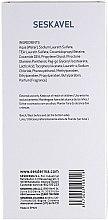 "Anti-Schuppen Shampoo ""Repair & Care"" - SesDerma Laboratories Seskavel Kavel Dandruff Control Shampoo — Bild N5"