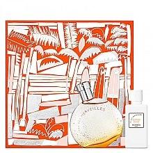 Düfte, Parfümerie und Kosmetik Hermes Eau Des Merveilles - Duftset (Eau de Toilette/50ml + Körperlotion/40ml)