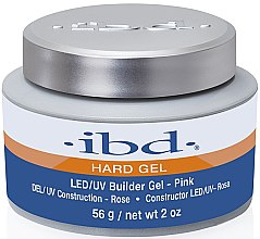 Düfte, Parfümerie und Kosmetik Aufbau-Gel rosa - IBD LED/UV Builder Pink Gel