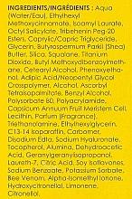 Gesichtscreme mit Bienegift - Rodial Bee Venom Day Cream SPF30 — Bild N4