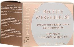 Düfte, Parfümerie und Kosmetik Intensiv pflegende Anti-Aging Gesichtscreme für Tag und Nacht - Stendhal Recette Merveilleuse Day/Night Ultra Anti-Aging Care