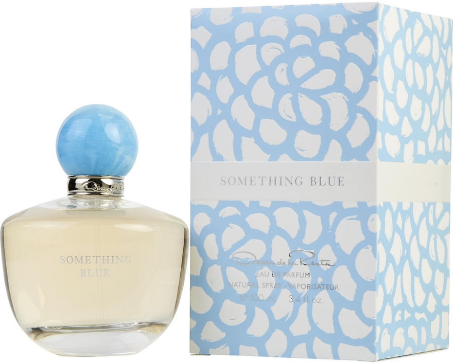 Oscar De La Renta Oscar Something Blue - Eau de Parfum — Bild N2