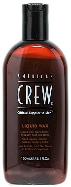 Flüssiges Haarwachs - American Crew Classic Liquid Wax — Bild N1