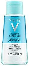 Düfte, Parfümerie und Kosmetik Zwei-Phasen Make-up Entferner für wasserfestes Make-up - Vichy Purete Thermale Waterproof Eye Make-Up Remover