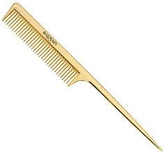 Düfte, Parfümerie und Kosmetik Professioneller Stylingkamm gold - Balmain Golden Tail Comb