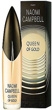 Naomi Campbell Queen of Gold - Eau de Toilette — Bild N2