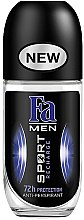 Düfte, Parfümerie und Kosmetik Deo Roll-on Antitranspirant - Fa Men Sport Recharge Anti-Perspirant