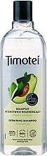 Düfte, Parfümerie und Kosmetik Shampoo für geschädigtes Haar mit Bio Avocadoöl - Timotei