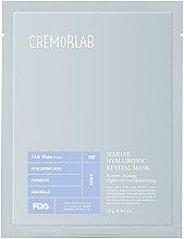 Düfte, Parfümerie und Kosmetik Revitaliserende Gesichtsmaske mit Hyaluronsäure, Plankton, Chlorella - Cremorlab Marine Hyaluronic Revital Mask