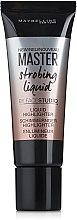 Düfte, Parfümerie und Kosmetik Schimmernder Highlighter - Maybelline Face Studio Master Strobing Liquid