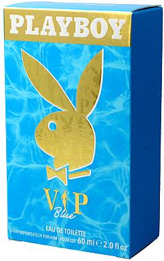 Playboy VIP Blue - Eau de Toilette — Bild N2