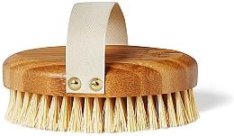 Düfte, Parfümerie und Kosmetik Massage-Körperbürste aus Bambus - Crystallove Bamboo Agave Body Brush