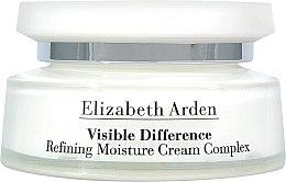 Düfte, Parfümerie und Kosmetik Feuchtigkeitsspendende und erfrischende Gesichtscreme - Elizabeth Arden Visible Difference Refining Moisture Cream Complex