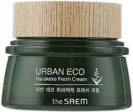 Düfte, Parfümerie und Kosmetik Feuchtigkeitsspendende Gesichtscreme mit neuseeländem Flachs - The Saem Urban Eco Harakeke Fresh Cream