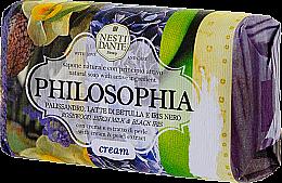 Düfte, Parfümerie und Kosmetik Naturseife Cream - Nesti Dante Nourishing & Illuminating Soap Philosophia Collection