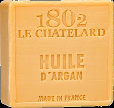 Düfte, Parfümerie und Kosmetik Seife Arganöl - Le Chatelard 1802 Soap Huile Argan