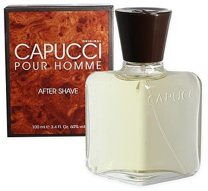 Capucci Man - Beruhigendee After Shave Lotion  — Bild N1